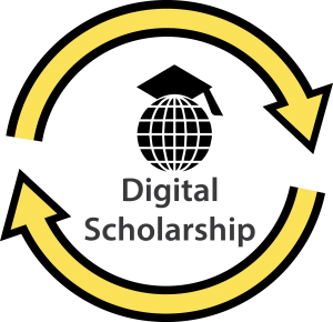 21st Century Digital Scholarship Cycle Icon