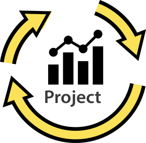 Project Cycle Icon