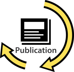Publication Cycle Icon