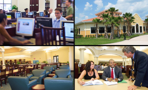 Rosen Library Collage