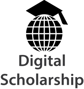 Digital Scholarship Icon