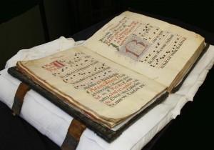 Spanish Antiphonary c. 1520-1560