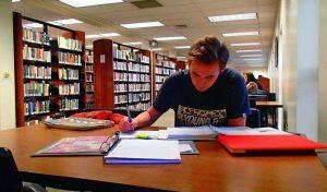 Ocala Library Interior