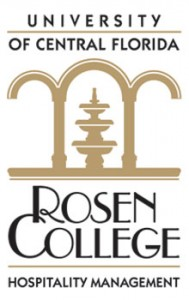 Rosen College of Hospitality Management logo