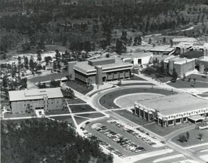 UCF Aerial Photo, circa 1971
