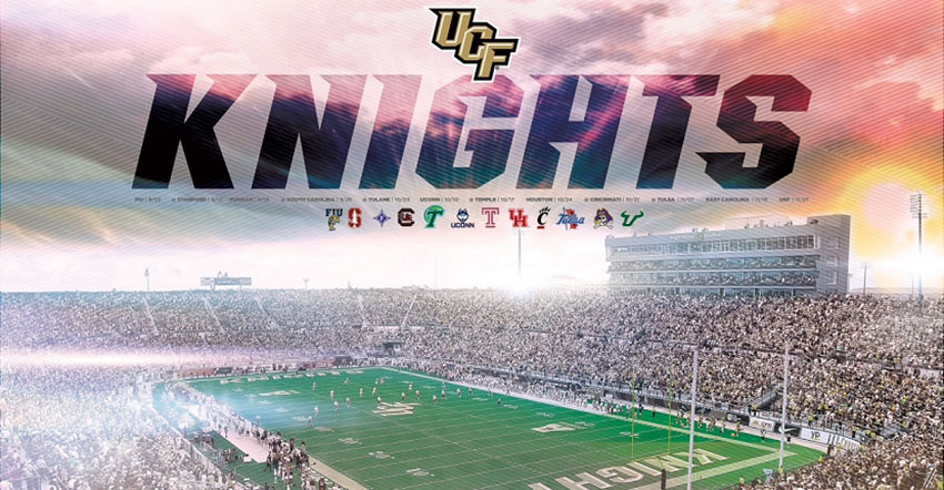UCF Knights Gameday