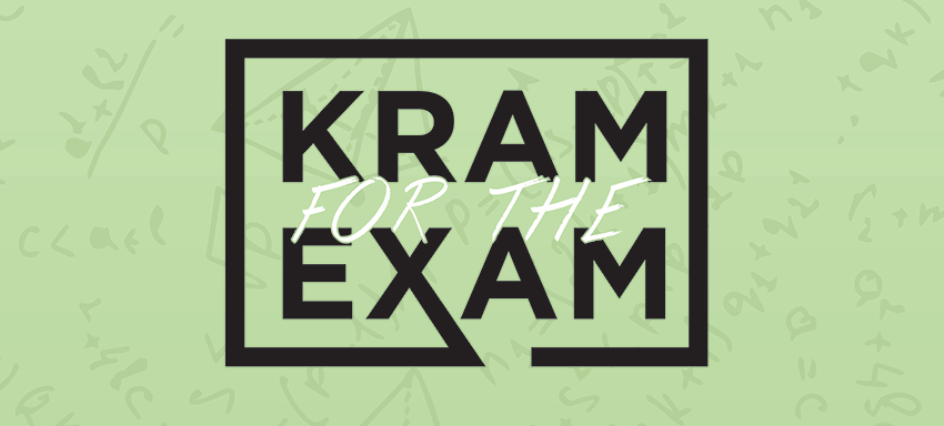 Kram for the exam