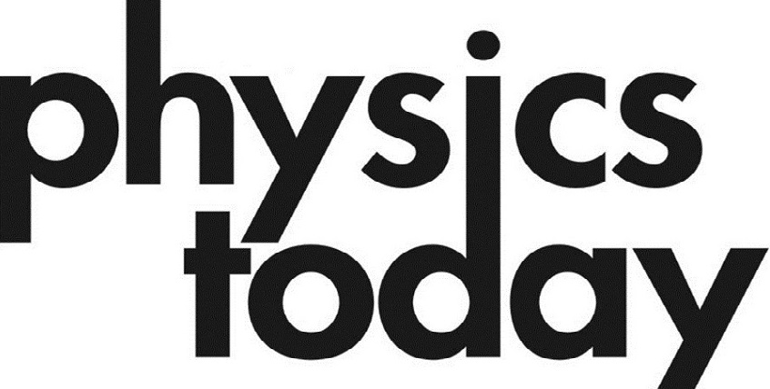 Physics today logo