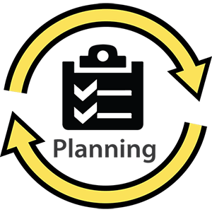 Planning Cycle Icon
