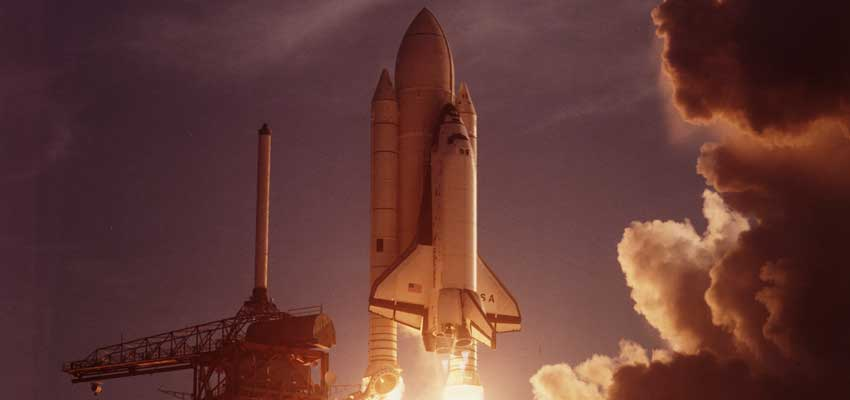 Kennedy Space Center Space Shuttle Launch