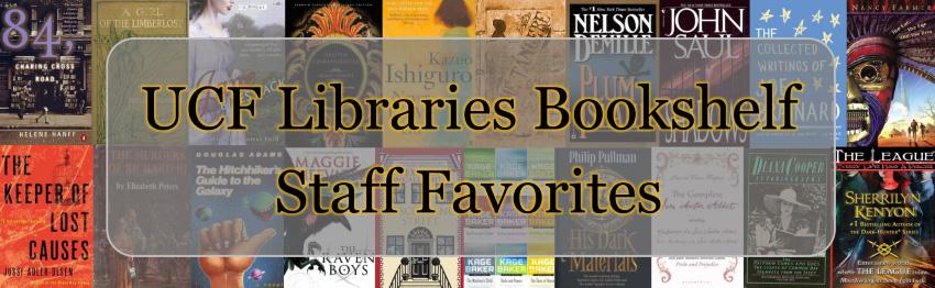 Libraries Bookshelf Favorites