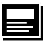 Publishing icon