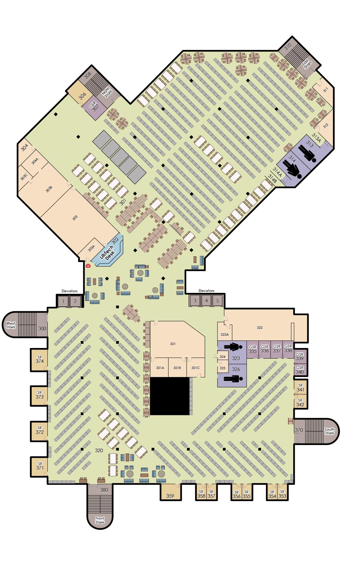 maps u0026 addresses ucf libraries