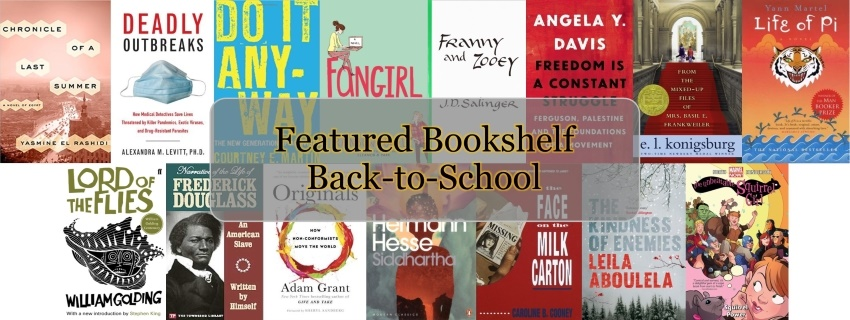 August 2017 Featured Bookshelf: Back-to-School