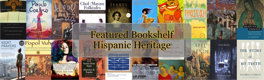 Featured Bookshelf: Hispanic Heritage
