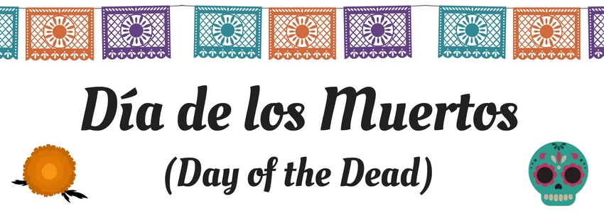 Dia de los muertos at ucf libraries