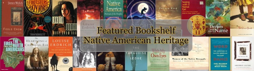 Featured Bookshelf image for Native American Heritage Month