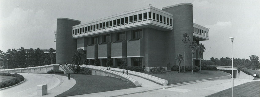 Library, c. 1967