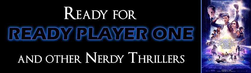 Ready Player One Movie Poster Banner