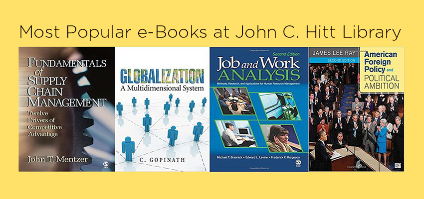 Most Popular E Books At John C Hitt Library Ucf Libraries