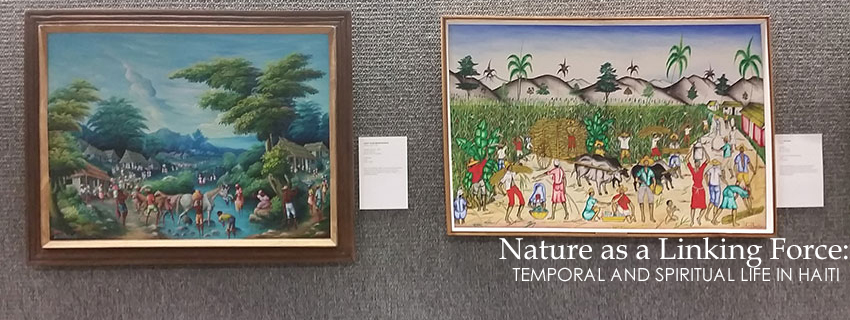 Nature as a Linking Force Exhibit