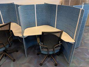 study desk 5th floor