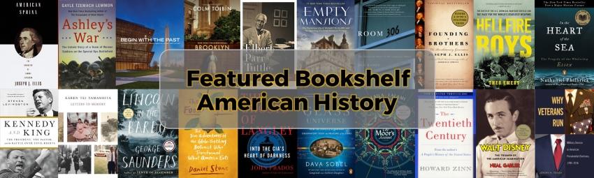 Featured Bookshelf American History