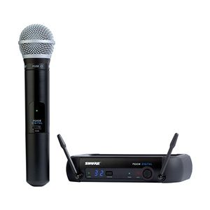 Shure Wireless Mic