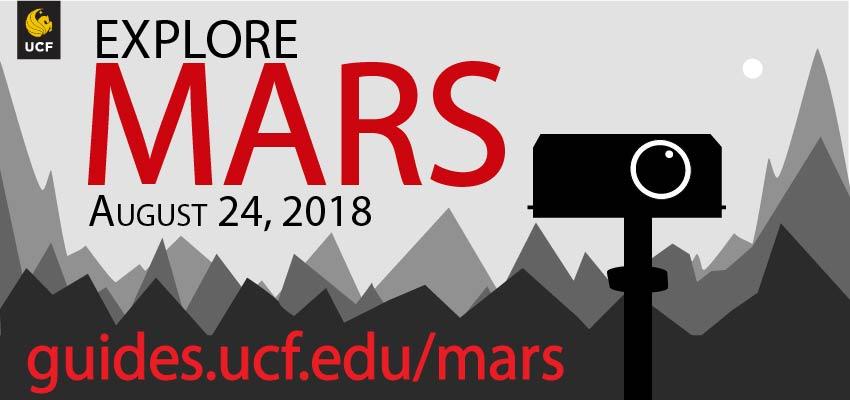 Explore Mars August 24
