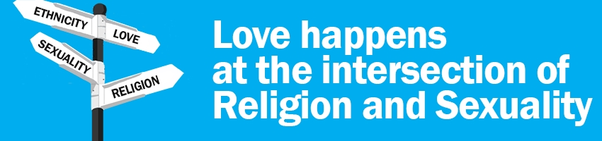 Love happens at the intersection of religion and sexuality
