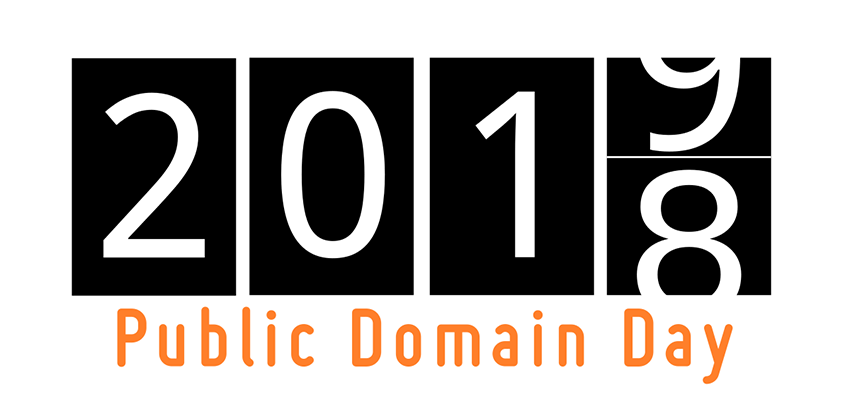 Public Domain Day Logo