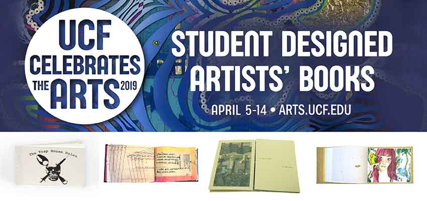 Student Designed Artists' Books