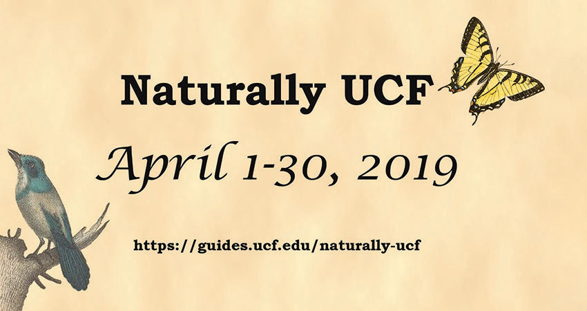 Naturally UCF 2019