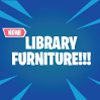New Library Furniture!!!