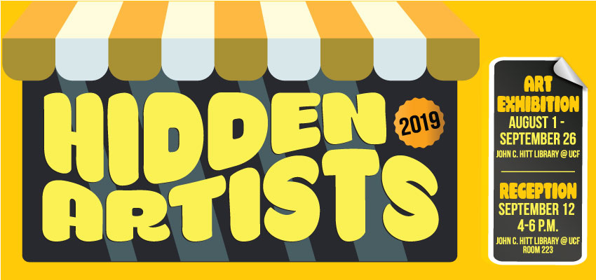 Hidden Artists Exhibit