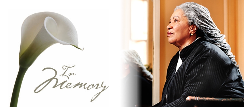 In Memory of Toni Morrison