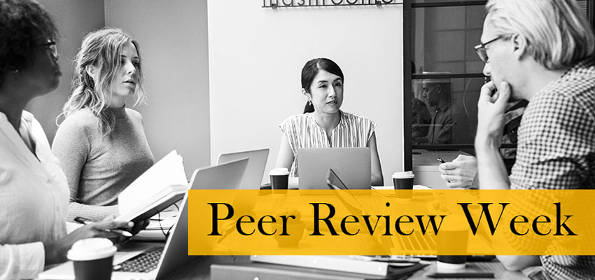 Custom Peer Review Week