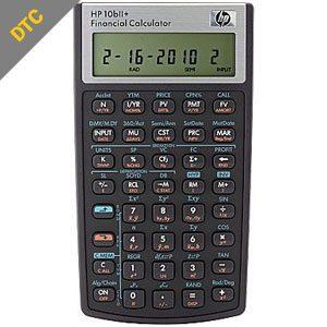 HP 10BII