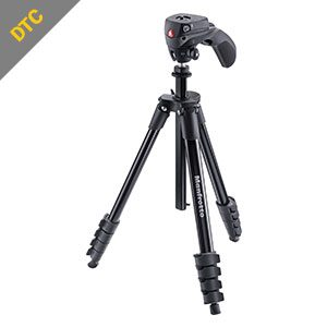 compact action tripod