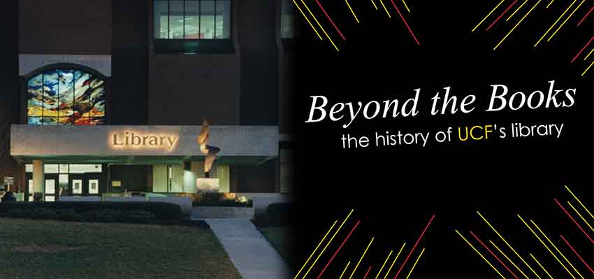 Beyond the Books exhibit