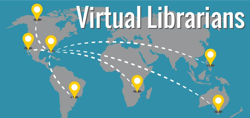 Map of earth states Virtual Librarian
