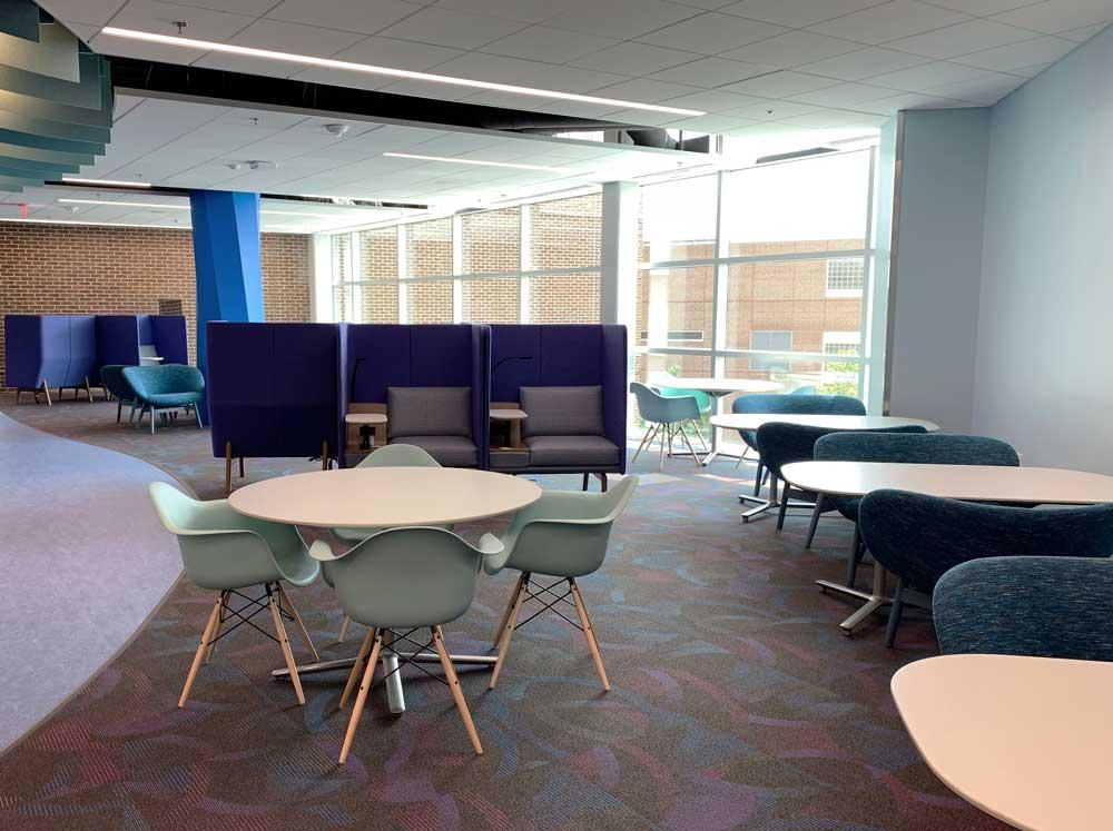 New Study Spaces