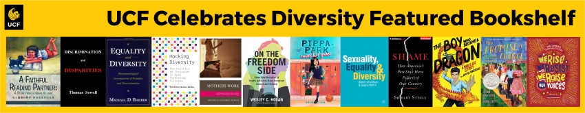 Featured Bookshelf: UCF Celebrates Diversity