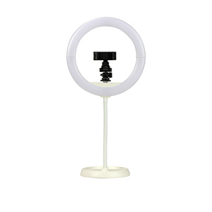 10 Inch Ring Light with Stand&PhoneHolder