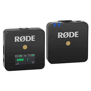 Rode Wireless GO Lavalier Mic Kit