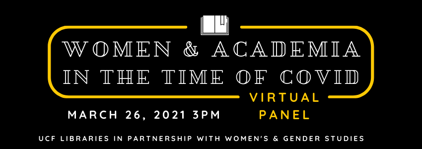 Women and Academic in the Time of COVID