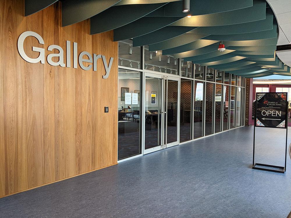 SCUA's Gallery, Library Room 403