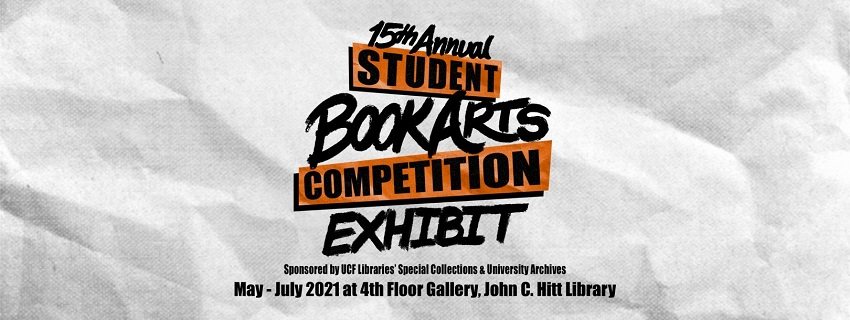 15th Annual Student Book Arts Competition