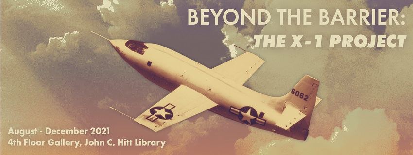 Beyond the Barrier: The X-1 Project